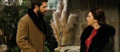 Il Segreto, trame spagnole: Donna Francisca torna a fare la guerra a Severo