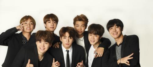 Integrantes do grupo sul-coreano BTS (Arquivo Blasting News)