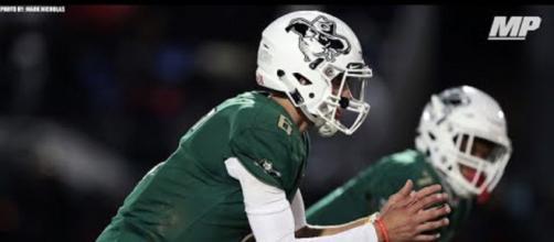 Jake Garcia might not be looking at Nebraska football anymore [Image via MaxPreps/YouTube]