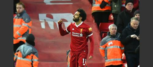 Mo Salah a inscrit son 19e but en Premier League