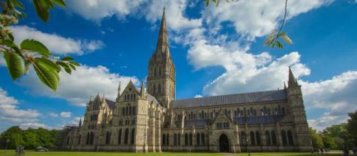Salisbury Cathedral, Salisbury, Wiltshire, UK Image credit - CCO Maxpixel