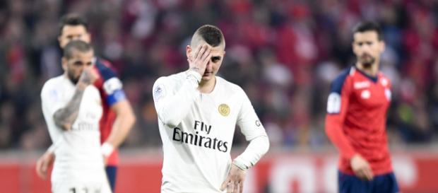 32e journée de Ligue 1 : humilié à Lille, le PSG repousse à nouveau son sacre