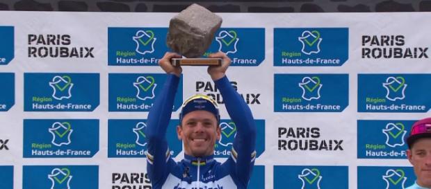 Cyclisme : le top 5 de Paris-Roubaix
