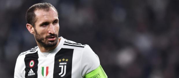 Giorgio Chiellini (foto: Juventus.com)