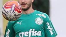 Zé Rafael é elogiado no Palmeiras e Felipão destaca: 'Preciso resgatar meu jogador'