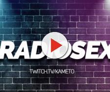 """Kameto Corp on Twitter: """"CEST PARTI POUR #RADIOSEXE avec @Kammeto ... - twitter.com"""