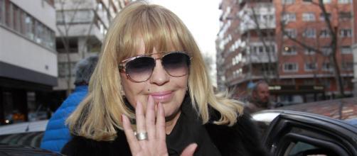 Bárbara Rey, víctima de un gran robo - lecturas.com