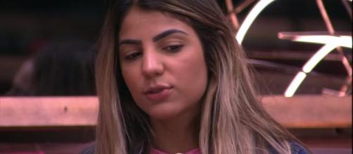 Desclassificada do BBB19 por agressão, Hariany foi recebida no programa 'Mais Você'. (Arquivo Blasting News).
