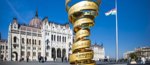 Giro d'Italia 2020: per la prima volta si parte dall'Ungheria - cyclist.co.uk