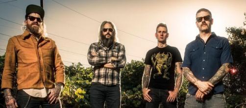 I Mastodon, band sludge metal.