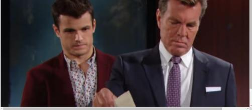 Jack wants Kyle to choose between Summer and Lola. [Image Source:Daytime Confidential Spoilers-YouTube]