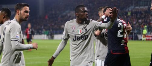 Juventus Ajax infortunati Matuidi, Bentancur Emre Can