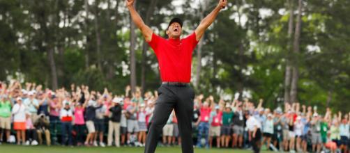Le magnifique retour de Tiger Woods