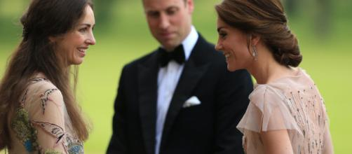 Rose Hanbury tenterait de piéger Kate Middleton