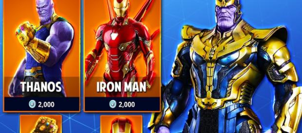 Avengers skins could soon come to Fortnite. Credit: MikeyATF / YouTube