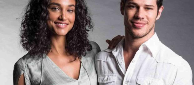Débora Nascimento e José Loreto. (Arquivo Blasting News)