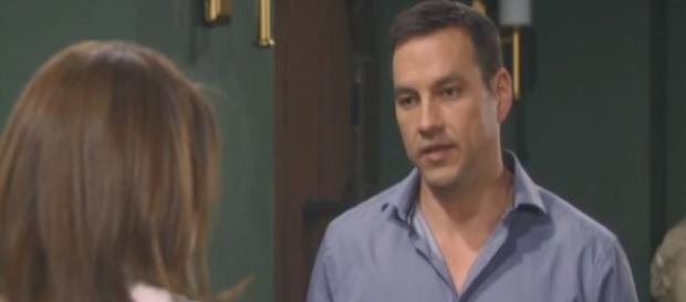 General Hospital Spoilers: Spencer on a dark path, the retourn of Nikolas. [Image Source: GH-YouTube]