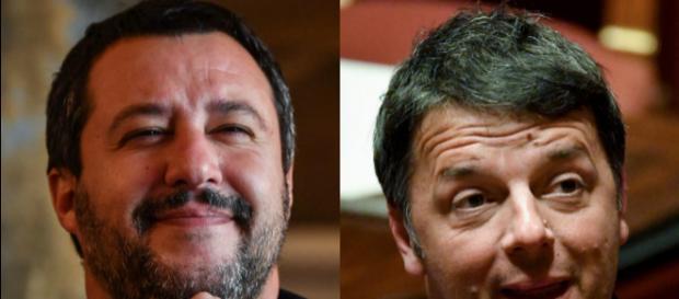L'ipotesi di Eugenio Scalfari: 'Alleanza tra Matteo Renzi e Matteo Salvini'