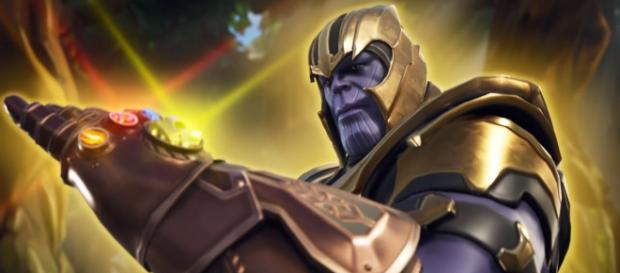 Thanos might be coming back to Fortnite. [image credits: in-game screenshot]