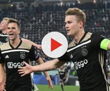 Après le Real, l'Ajax élimine la Juventus et Ronaldo ! - Ligue des ... - lefigaro.fr