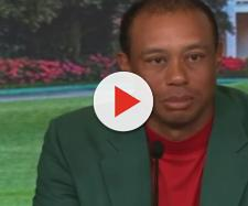Tiger Woods wins master in his comeback to golf - Image credit - The Masters| YouTube