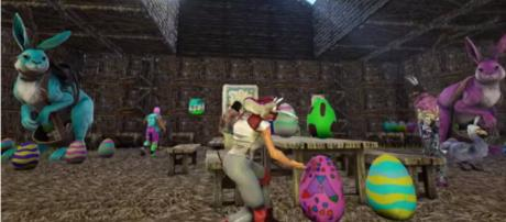 It's that time of the year again. [Image source: ARK: Survival Evolved/YouTube]