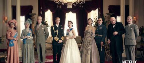 Il Cast di The Crown che sarà rinnovato.
