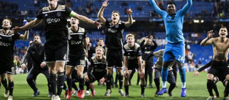 The night Ajax stunned the Bernabéu - and inspired a continent - thesefootballtimes.co