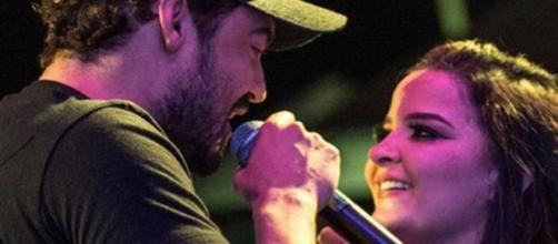 A cantora fez questão de deixar o seu recado. (Reprodução/Instagram/@fernando)