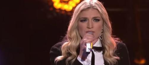 American Idol judges send home Ashley Hess - Image credit - American Idol | YouTube