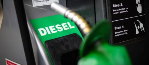 Calano le vendite in Italia delle auto diesel
