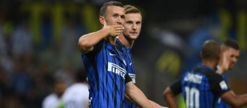 Futuro scritto per Perisic via dall'Inter.