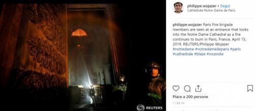 Immagine di: Instagram: philippe.wojazer