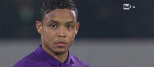 Luis Muriel, attaccante della Fiorentina