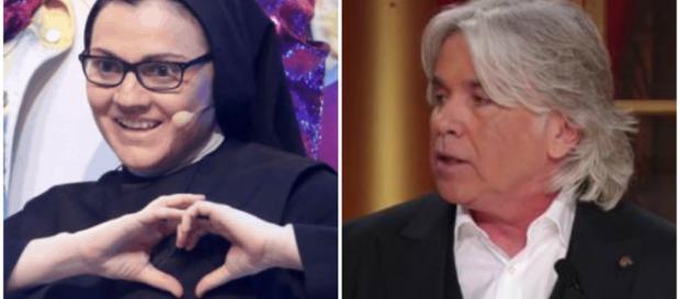 Ballando Con le Stelle Suor Cristina litiga con Ivan Zazzaroni ... - velvetgossip.it