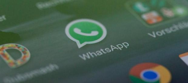 Como mudar a fonte das letras do WhatsApp. (Arquivo Blasting News)