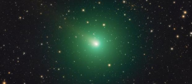 Scoperto un meteorite che 'contiene' una cometa.