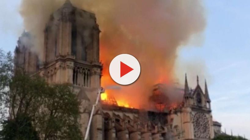 Notre Dame de París: un trozo de historia de la humanidad en cenizas
