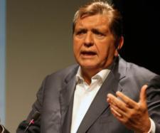 Alan García era acusado de receber dinheiro ilícito. (Arquivo Blasting News)