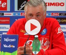 Ancelotti 'stuzzica' la Juventus :'Napoli unica italiana in Europa'