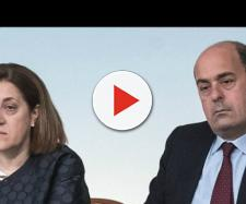 Catiuscia Marini contro Nicola Zingaretti