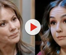 Kristina shared her mom's secret about Kiefer as a trust offering to Shiloh. [Image Source: Soap Dirt Spoilers-YouTube]