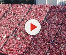 Nebraska football getting love from hot recruit [Image via Kevin Thomas/YouTube]