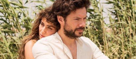 Anticipazioni Il molo rosso quarta puntata: Alejandra sempre più intima con Conrado