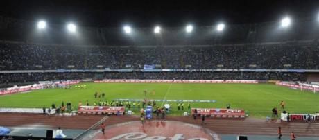 Napoli-Arsenal, ritorno dei quarti di Europa League, domani sera allo stadio San Paolo