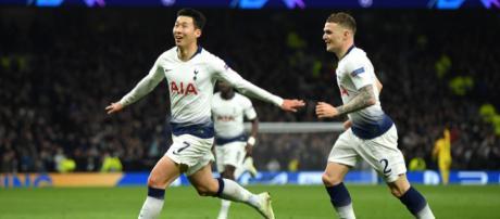 Spurs 1-0 Man City: Son scores, Lloris saves Aguero penalty - yahoo.com