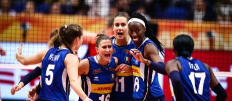 Ufficializzate le convocate per la Volleyball Nations League 2019