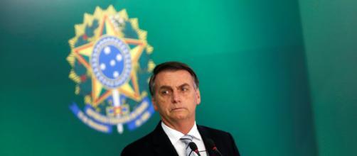 Bolsonaro aparece na lista das 100 pessoas mais influentes do mundo. (Arquivo Blasting News)