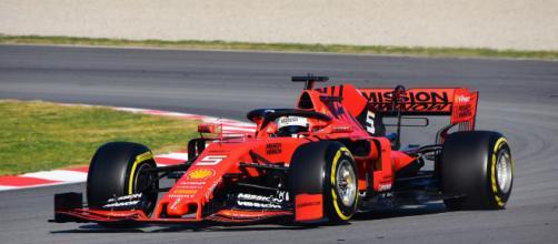 By Artes Max - FERRARI SF90 / Sebastian Vettel / GER / Scuderia Ferrari, CC BY-SA 2.0, https://commons.wikimedia.org/w/index.php?curid=77012912