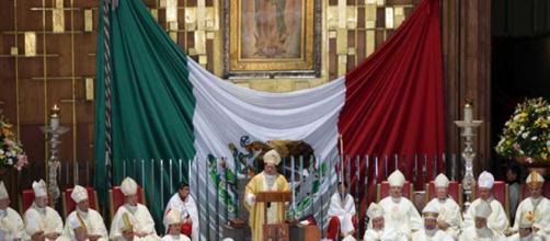 La Iglesia católica en México celebra la Semana Mayor. - acustiknoticias.com
